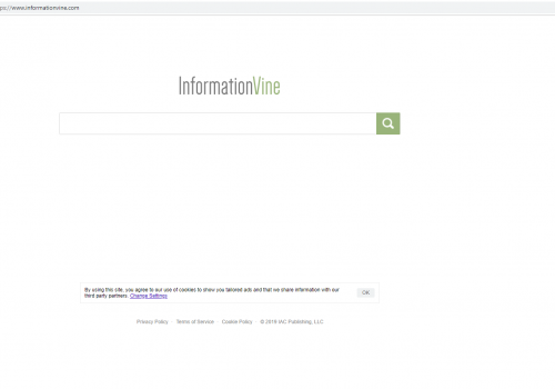 Fjerne informationvine.com