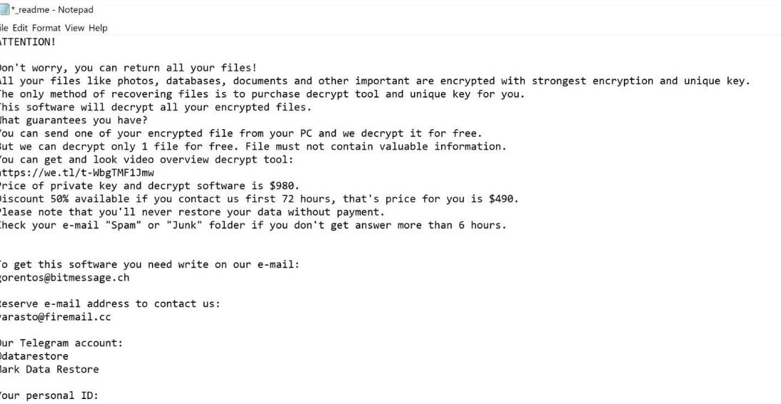 LAPOI ransomware