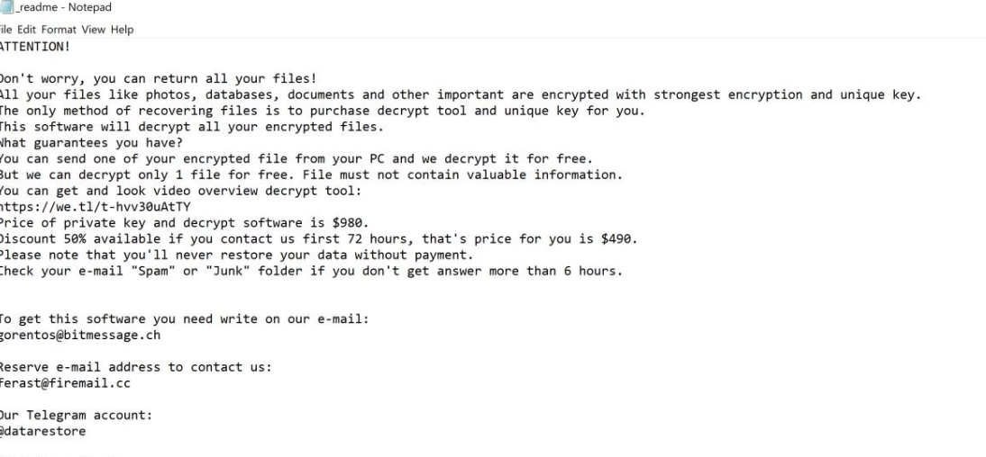 Litar ransomware