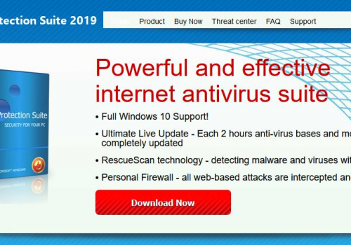 Ta bort Live Protection Suite 2019