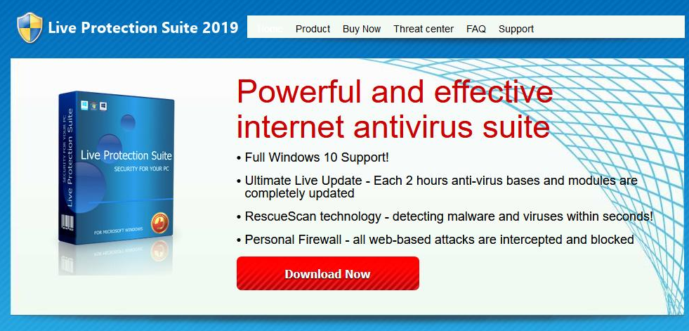 Live Protection Suite 2019