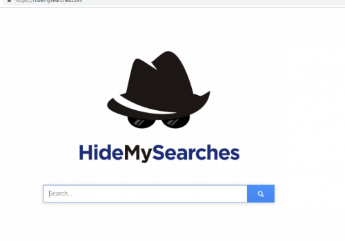 Fjern Hidemysearches.com [Chrome, Firefox, IE]