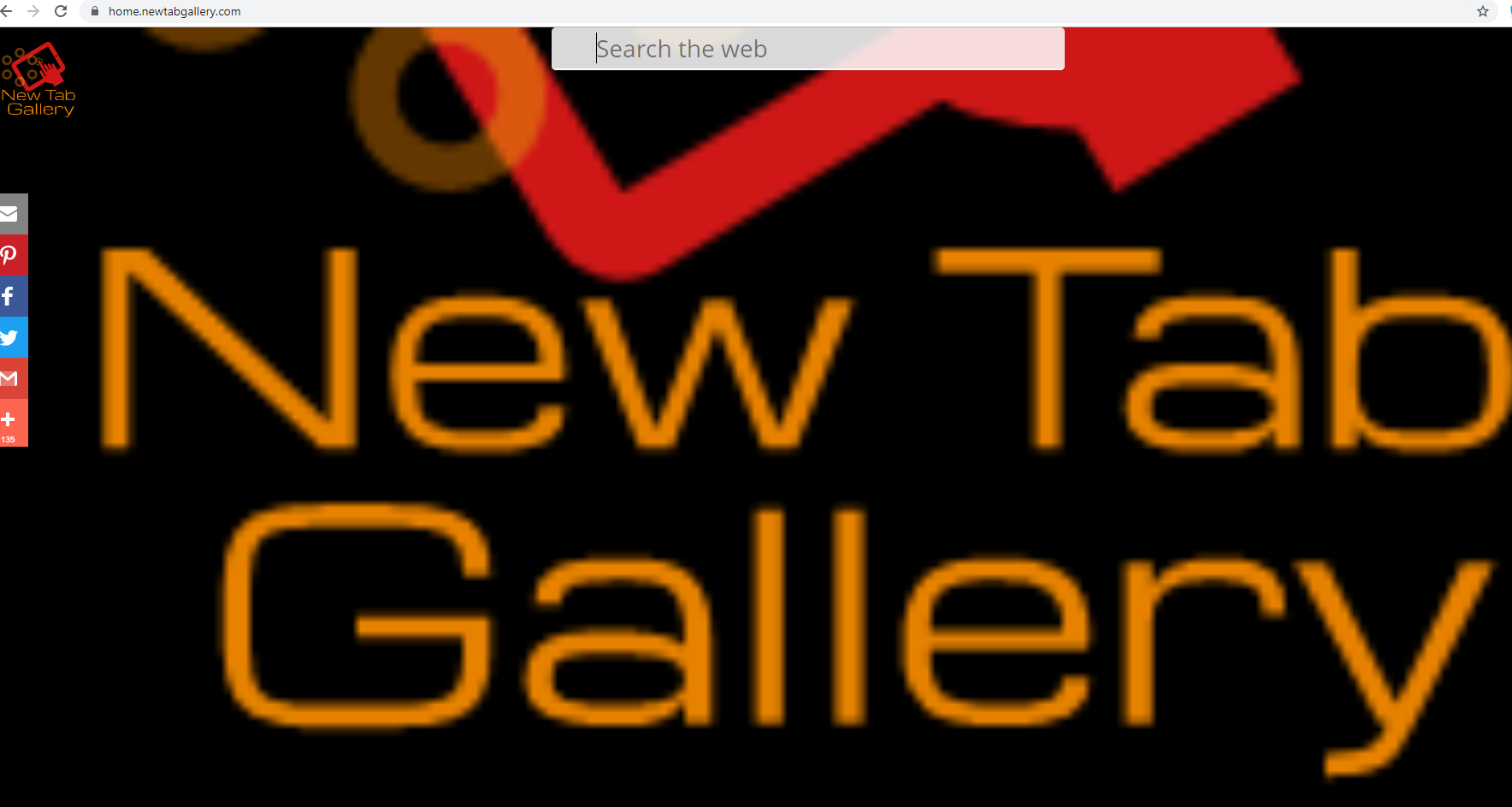 Remove home.newtabgallery.com from Chrome, Firefox and Microsoft Edge