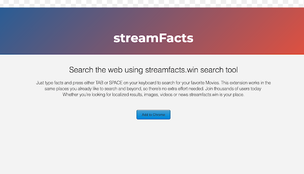 streamFacts