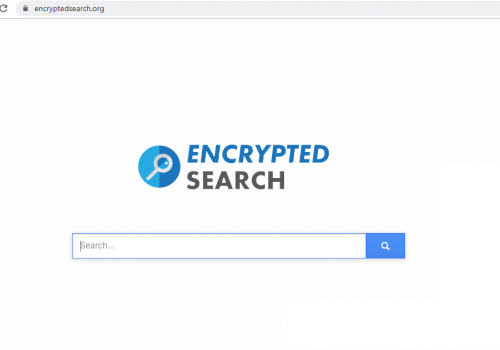 Togliere Encryptedsearch.org