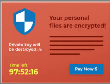 Poistaa IS ransomware