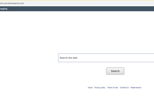 Miten poistaa search.convertersearch.com