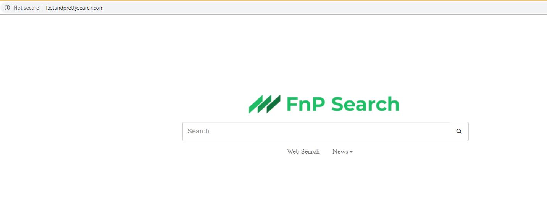Enlever fastandprettysearch.com