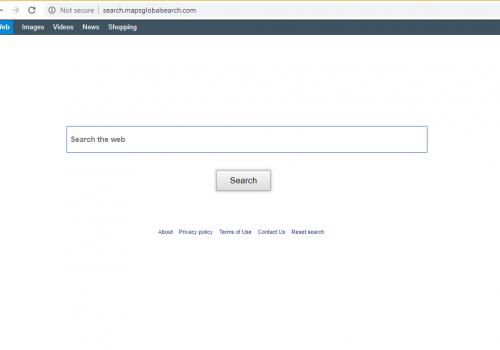Poista Search.mapsglobalsearch.com Chrome, Firefox ja IE