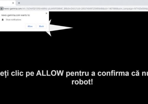 Remove News-gamma.com