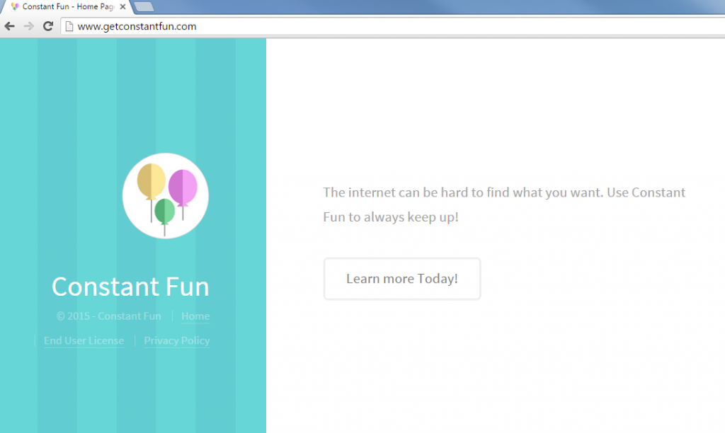 Constant Fun Ads-