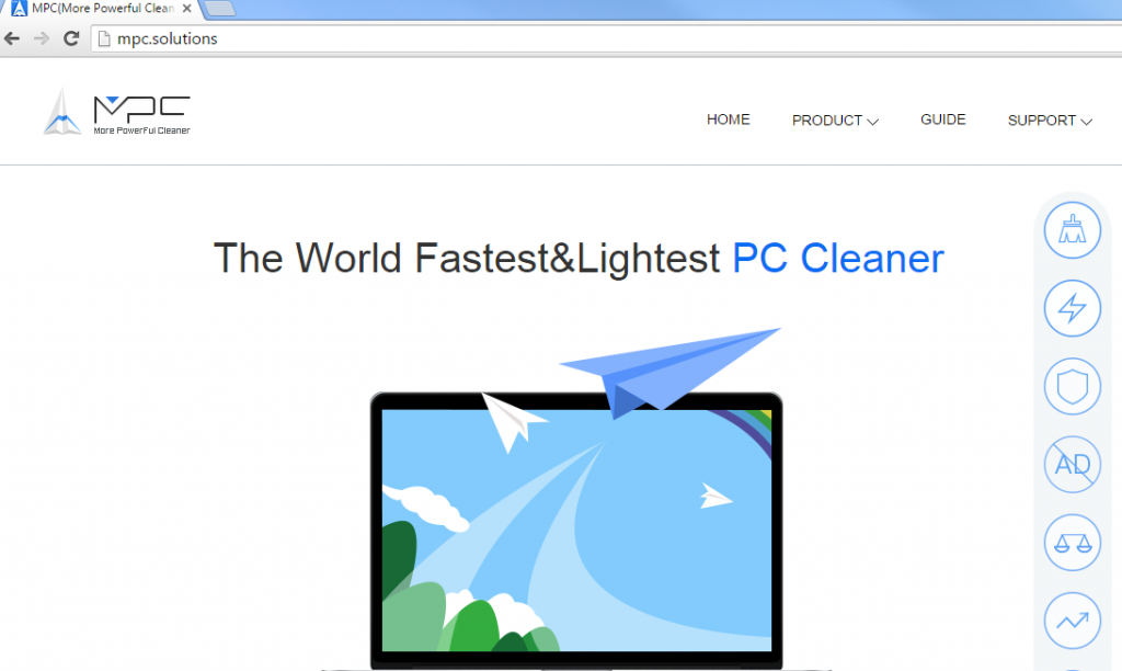 MPC Cleaner-