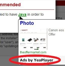 YeaPlayer-ads