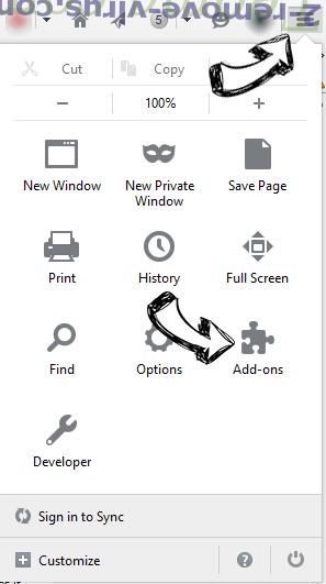 Searchanonymo.com Firefox add ons