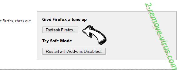YoutubeToMP3 adware Firefox reset