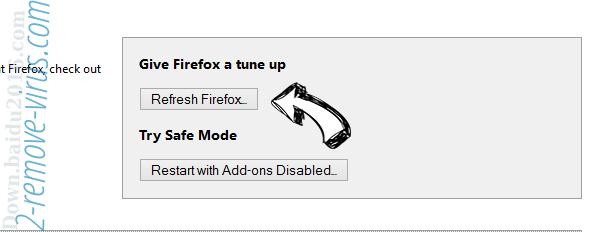 Azurewebsites.net Firefox reset