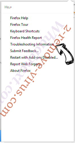 Fake Windows Restore Firefox troubleshooting