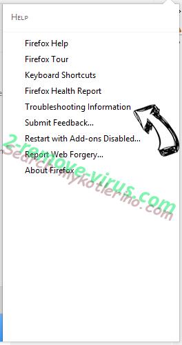Mybeginning123.com Firefox troubleshooting