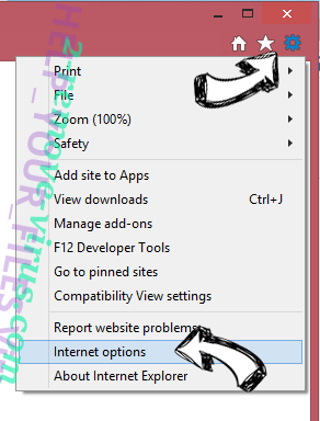 Findpdf.me IE options