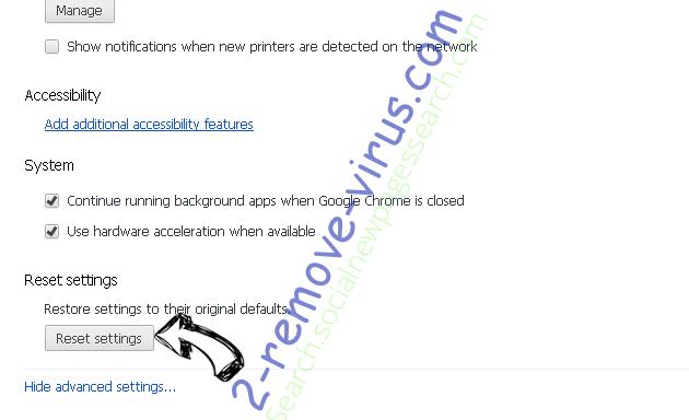 Urgent Firefox Update Virus Chrome advanced menu