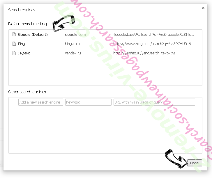 Urgent Firefox Update Virus Chrome extensions disable