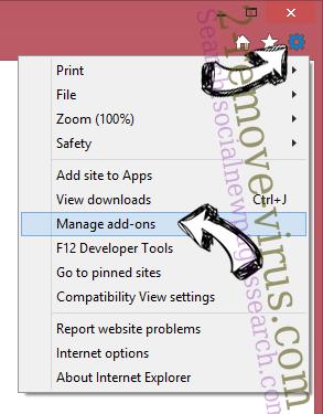 Urgent Firefox Update Virus IE gear