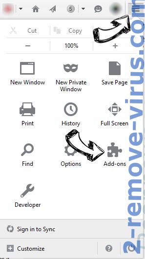 AWM Antivirus Firefox add ons