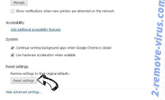 Rockstartpush.net Chrome advanced menu