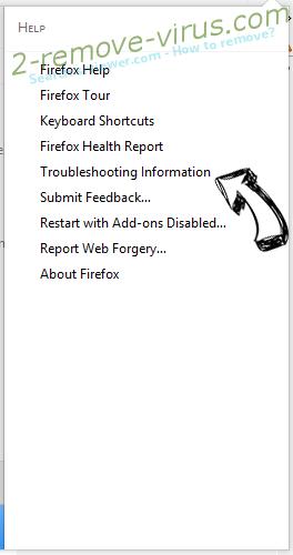 Rockstartpush.net Firefox troubleshooting