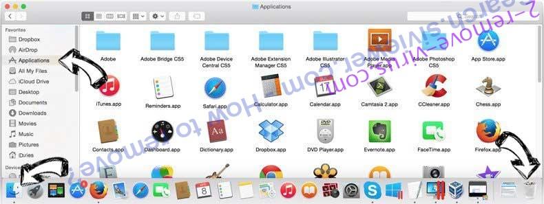 Rockstartpush.net removal from MAC OS X