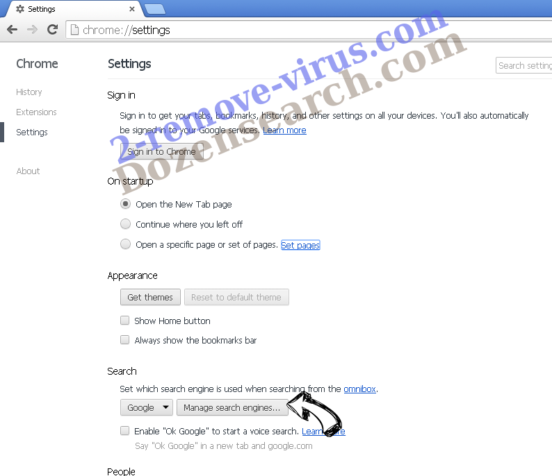 DigitalPDFConverterSearch Chrome extensions disable