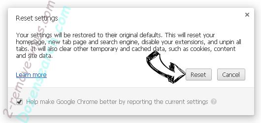 DigitalPDFConverterSearch Chrome reset