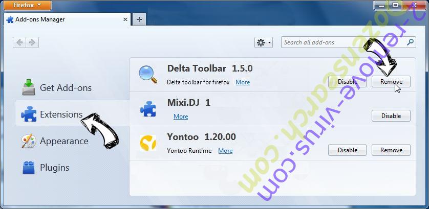 DigitalPDFConverterSearch Firefox extensions