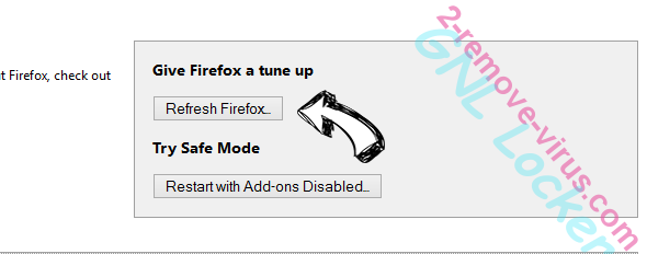 Nt.searchpassage.com Firefox reset