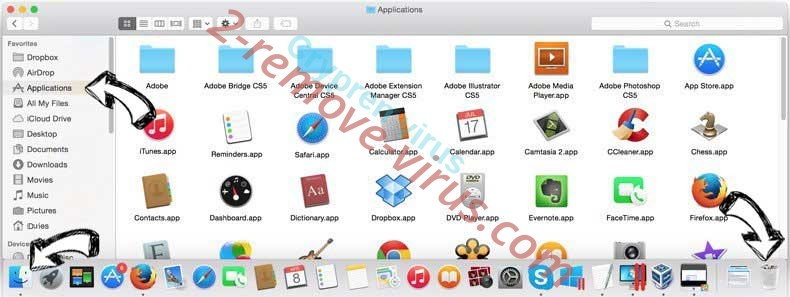 Crypren virus removal from MAC OS X