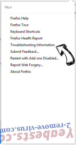 Search.directionsandmapsnowtab.com Firefox troubleshooting