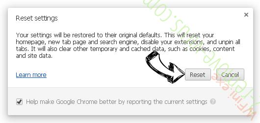 2solo.biz Chrome reset