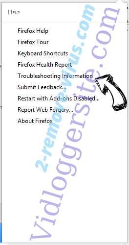 Search.mapsanddrivingdirectionstab.com Firefox troubleshooting