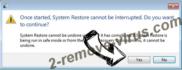 .MMTA Files Ransomware removal - restore message