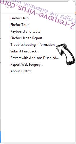 Wasterestinfor.info Firefox troubleshooting