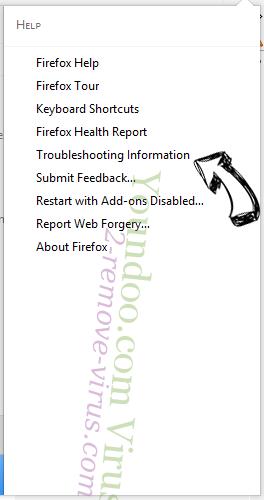 Ponugraduatio.biz Firefox troubleshooting