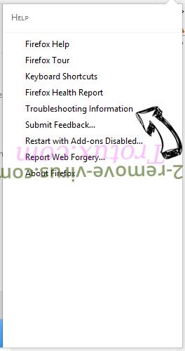 Trotux.com Firefox troubleshooting