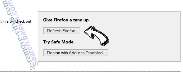 Aytreatica.online Firefox reset