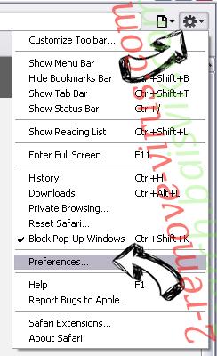 Aytreatica.online Safari menu