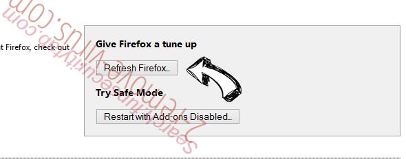 Mr Beast Giveaway POP-UP Scam Firefox reset