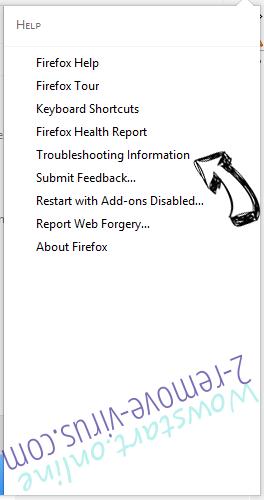 Poshukach.com Firefox troubleshooting