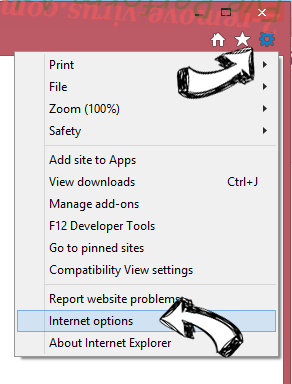 Vuze Toolbar IE options