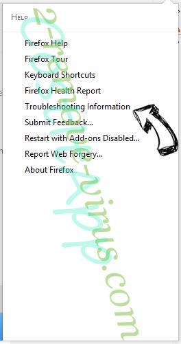 Pony virus Firefox troubleshooting