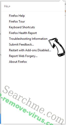 Serch16.biz Firefox troubleshooting