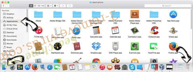 Serch16.biz removal from MAC OS X